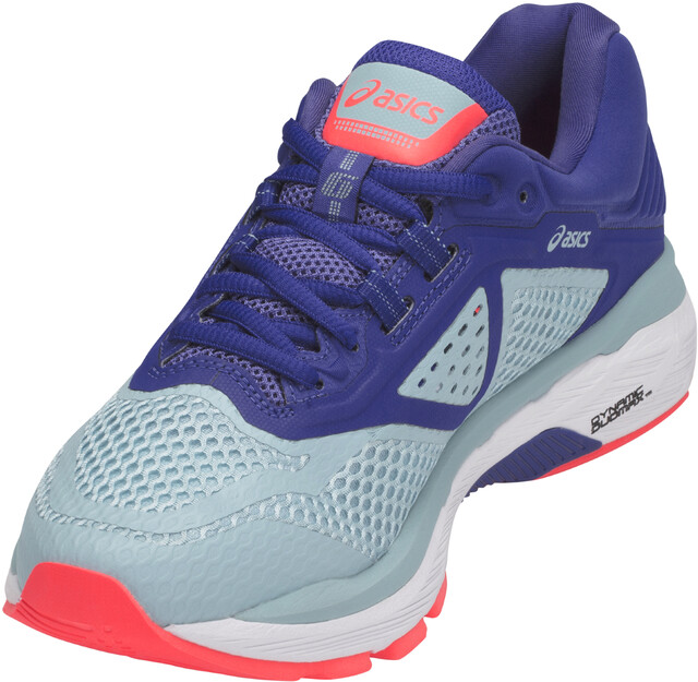 asics GT-2000 6 Shoes Damen porcelain blue/porcelain blue